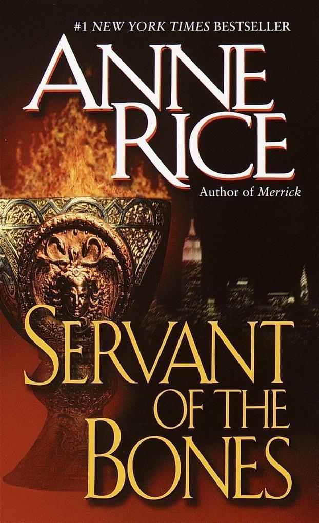 Servant of the Bones als eBook epub