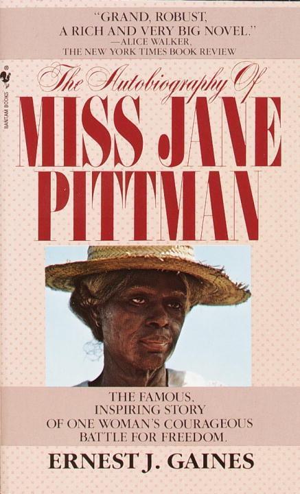 The Autobiography of Miss Jane Pittman als eBook epub