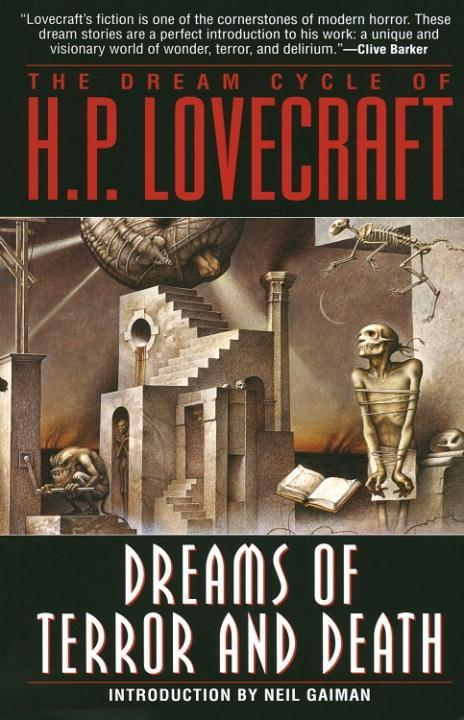 The Dream Cycle of H. P. Lovecraft: Dreams of Terror and Death.pdf