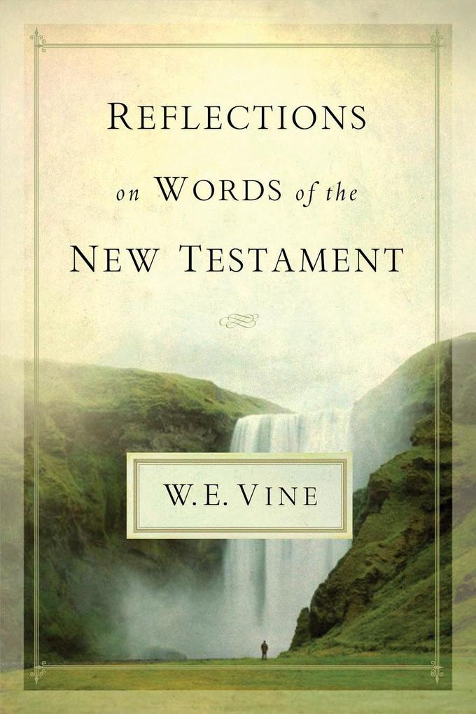 Reflections on Words of the New Testament.pdf