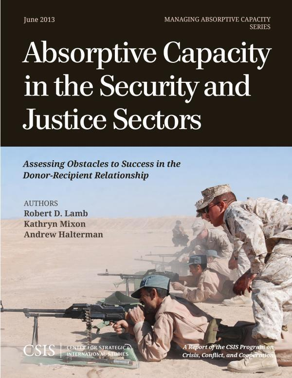 Absorptive Capacity in the Security and Justice Sectors.pdf