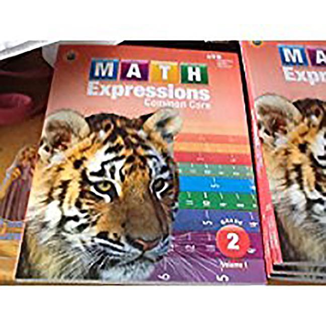 Math Expressions: Student Activity Book, Volume 1 (Softcover) Grade 2.pdf