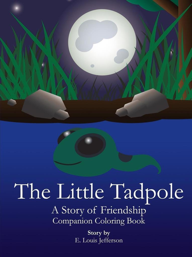 The Little Tadpole-A Story of Friendship.pdf