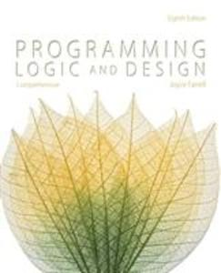 Programming Logic and Design, Comprehensive.pdf