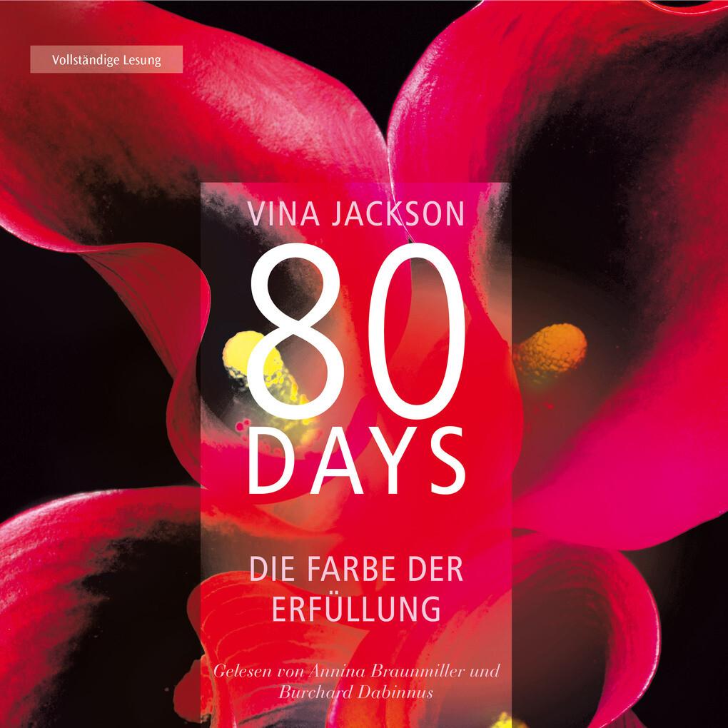 80 Days 03 - Die Farbe der Erfüllung als Hörbuch Download