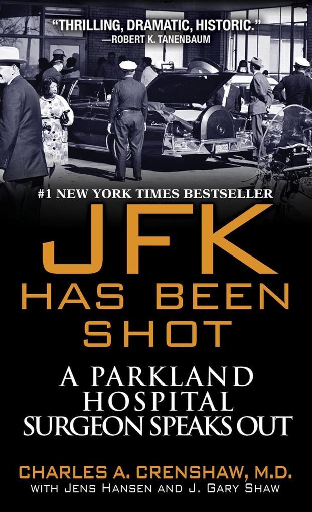 JFK Has Been Shot als eBook epub