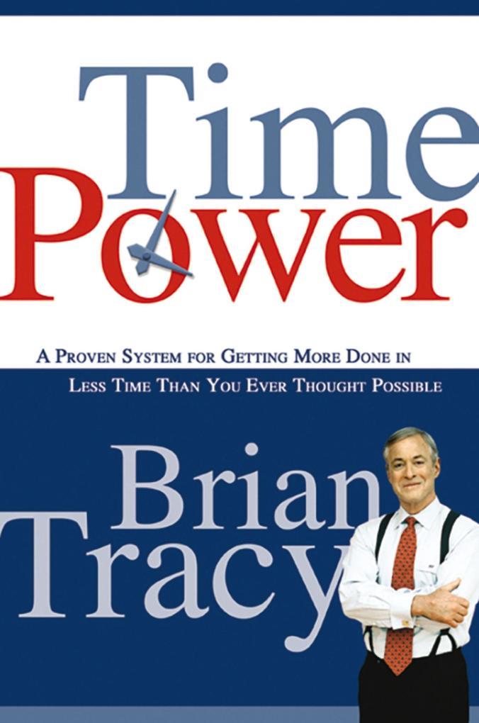 Time Power als eBook epub