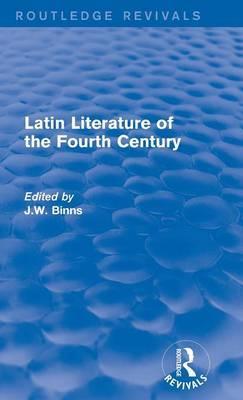Latin Literature of the Fourth Century.pdf