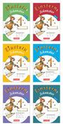 Einsterns Schwester Erstlesen 1. Jahrgangsstufe. 6 Buchstabenhefte mit Lauttabelle. Bayern 2014