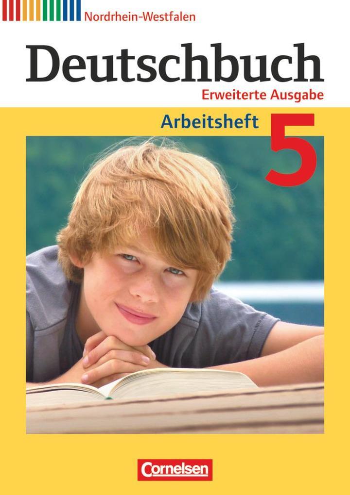 Deutschbuch 5. Schuljahr. Arbeitsheft mit Lösungen Nordrhein-Westfalen.pdf