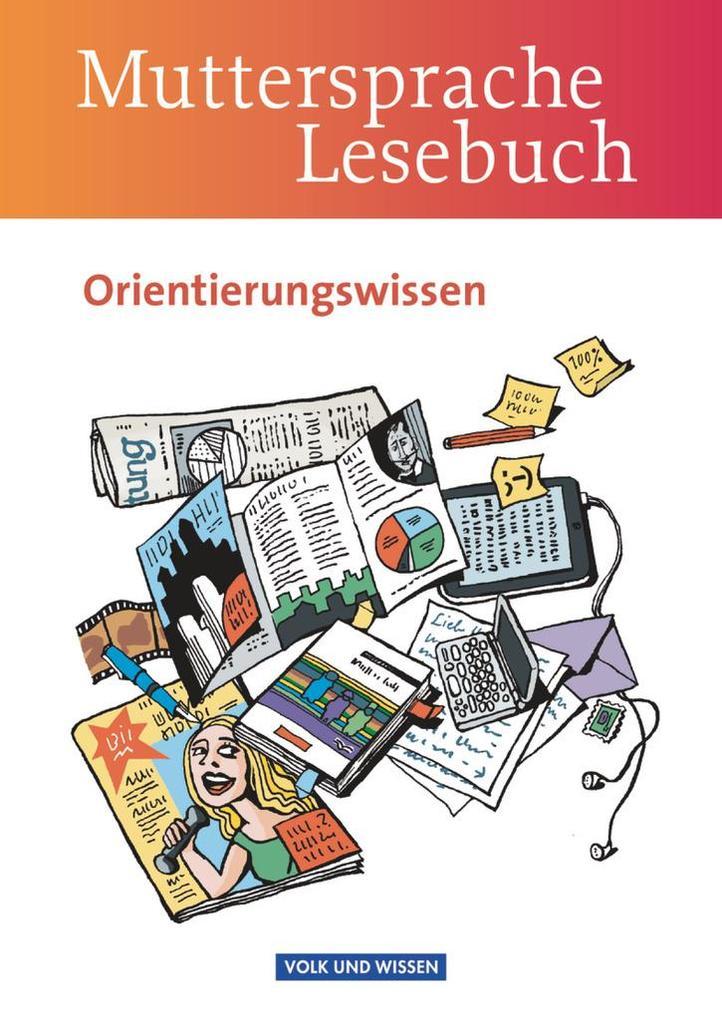 Muttersprache 5.-10. Schuljahr Orientierungswissen. Schülerbuch. Östliche Bundesländer und Berlin als Buch (kartoniert)