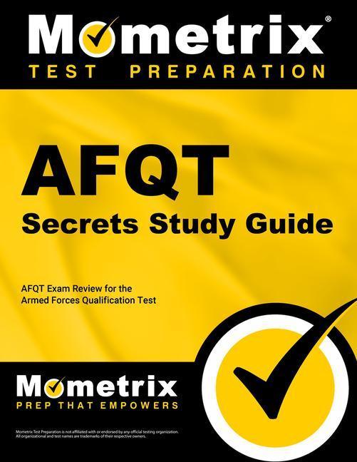 Afqt Secrets Study Guide: Afqt Exam Review for the Armed Forces Qualification Test.pdf