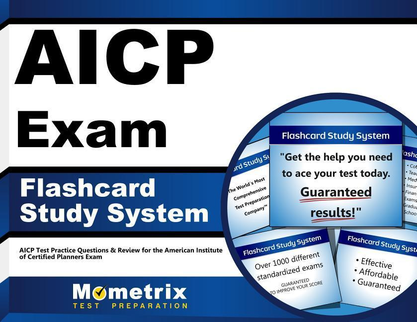 Aicp Exam Flashcard Study System: Aicp Test Practice Questions & Review for the American Institute of Certified Planners Exam.pdf