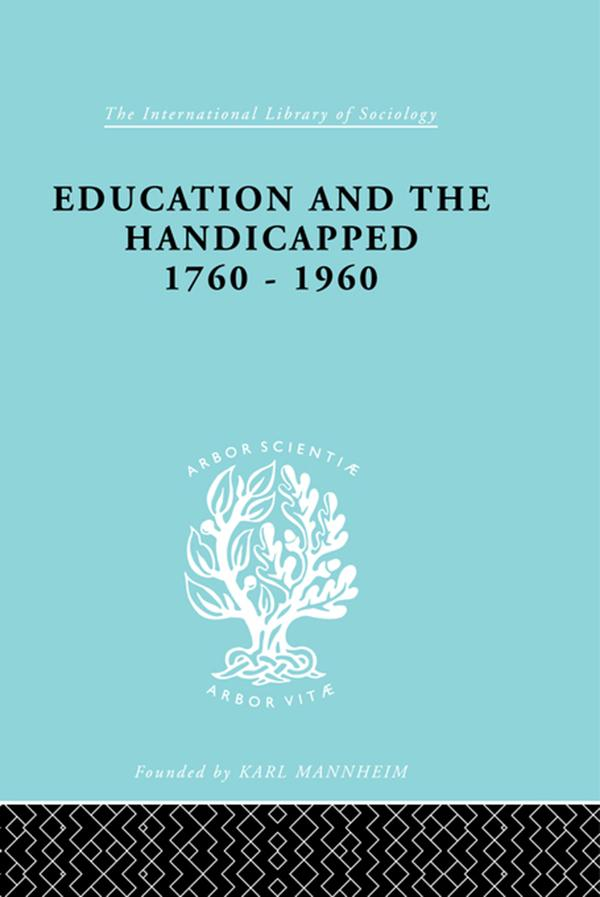 Education and the Handicapped 1760 - 1960.pdf
