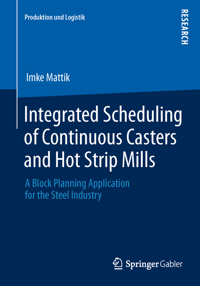 Integrated Scheduling of Continuous Casters and Hot Strip Mills.pdf