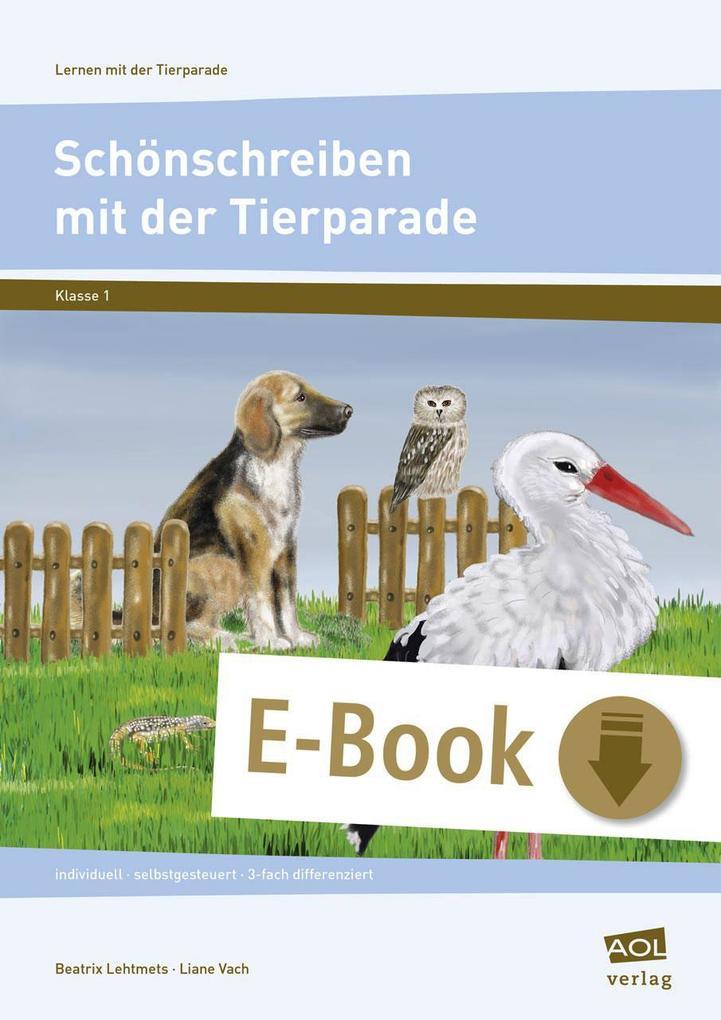 Schönschreiben mit der Tierparade.pdf