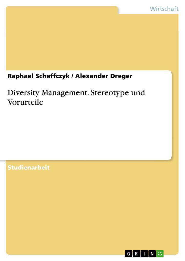 Diversity Management. Stereotype und Vorurteile.pdf