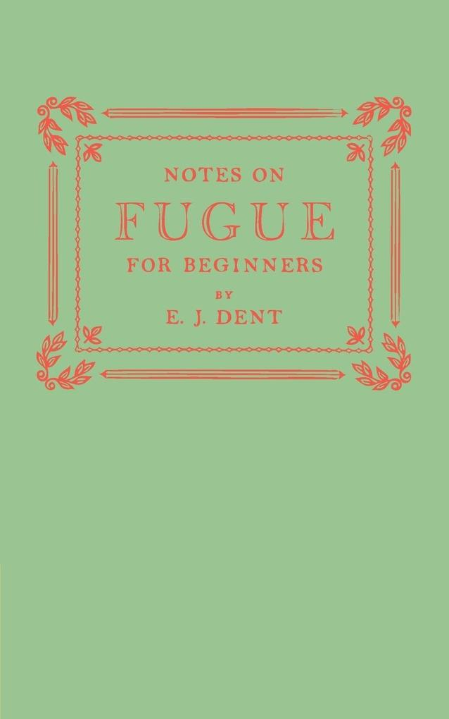 Notes on Fugue for Beginners.pdf