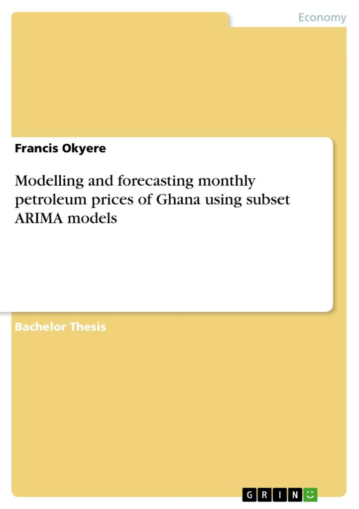 Modelling and forecasting monthly petroleum prices of Ghana using subset ARIMA models.pdf
