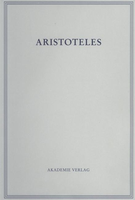 Aristoteles. BAND 20/III.pdf