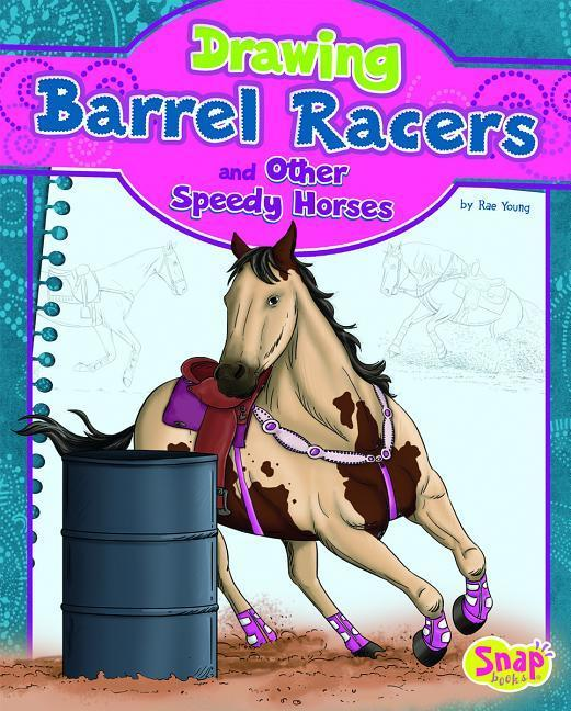 Drawing Barrel Racers and Other Speedy Horses.pdf