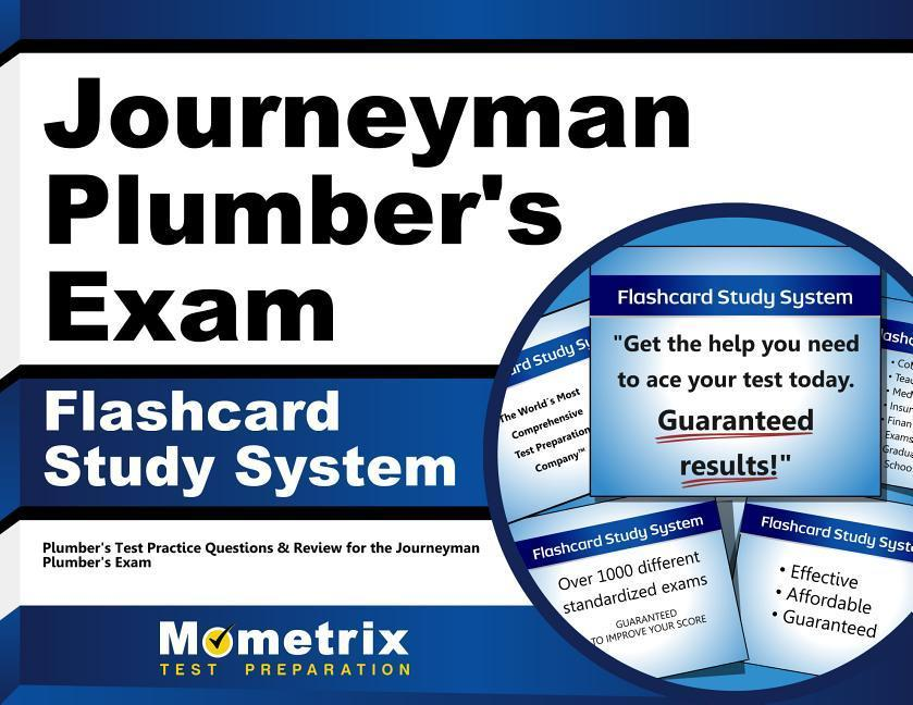 Journeyman Plumbers Exam Flashcard Study System: Plumbers Test Practice Questions & Review for the Journeyman Plumbers Exam.pdf
