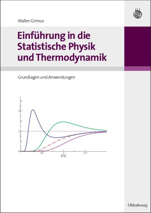 Einführung in die Statistische Physik und Thermodynamik als eBook pdf