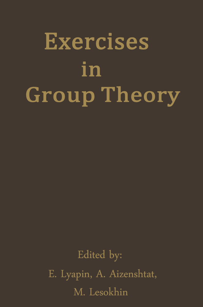 Exercises in Group Theory.pdf