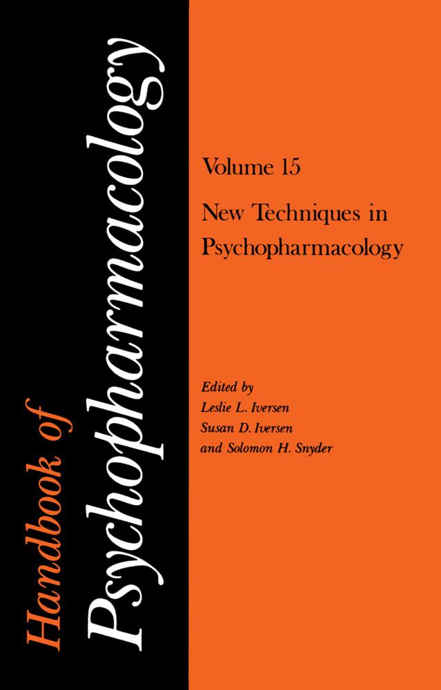 Handbook of Psychopharmacology.pdf
