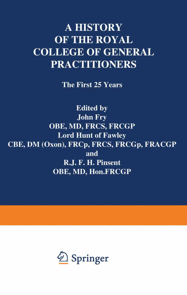 A History of the Royal College of General Practitioners.pdf