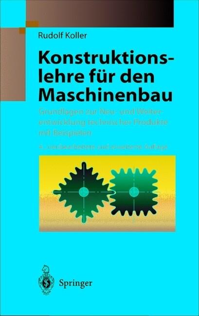 Konstruktionslehre für den Maschinenbau.pdf