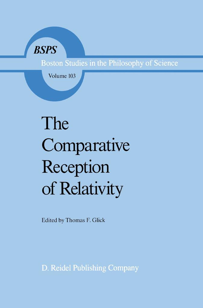 The Comparative Reception of Relativity.pdf