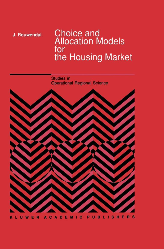 Choice and Allocation Models for the Housing Market.pdf