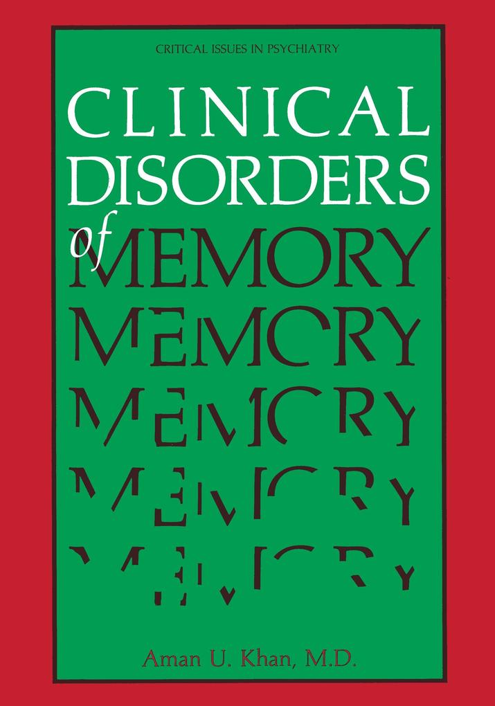 Clinical Disorders of Memory.pdf