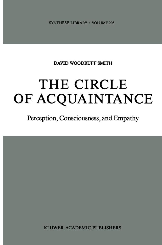 The Circle of Acquaintance.pdf