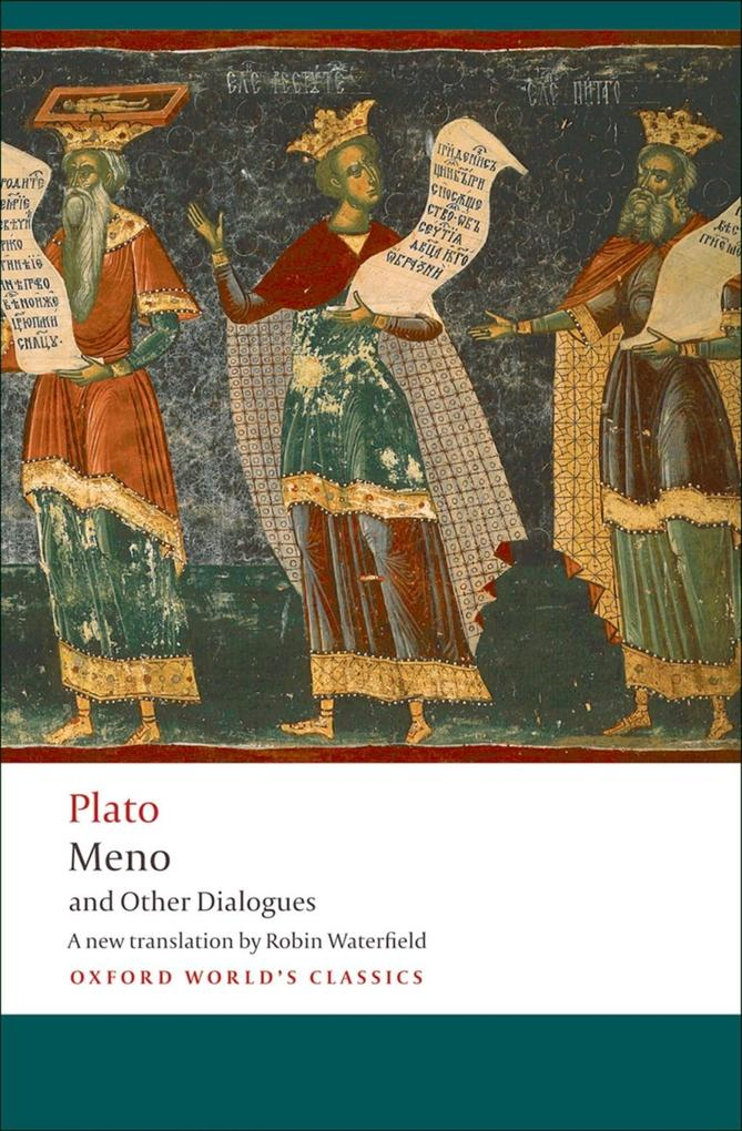 Meno and Other Dialogues.pdf