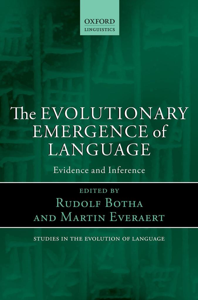 The Evolutionary Emergence of Language.pdf