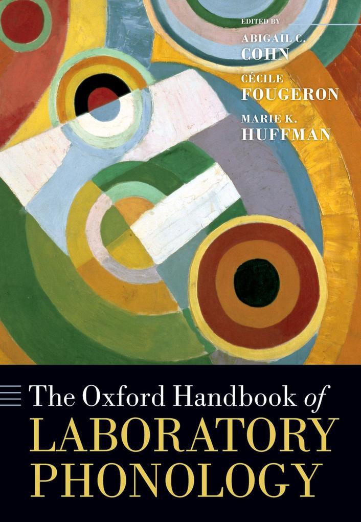 The Oxford Handbook of Laboratory Phonology.pdf
