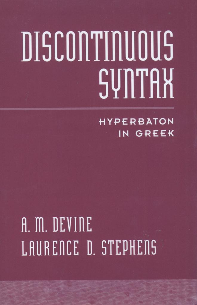 Discontinuous Syntax.pdf