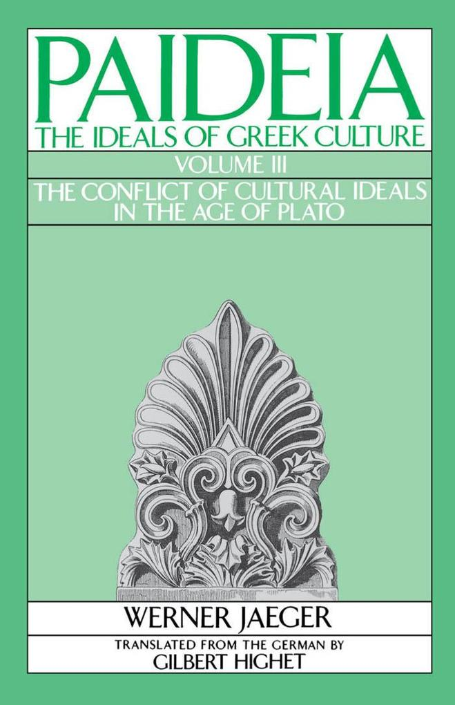 Paideia: The Ideals of Greek Culture.pdf