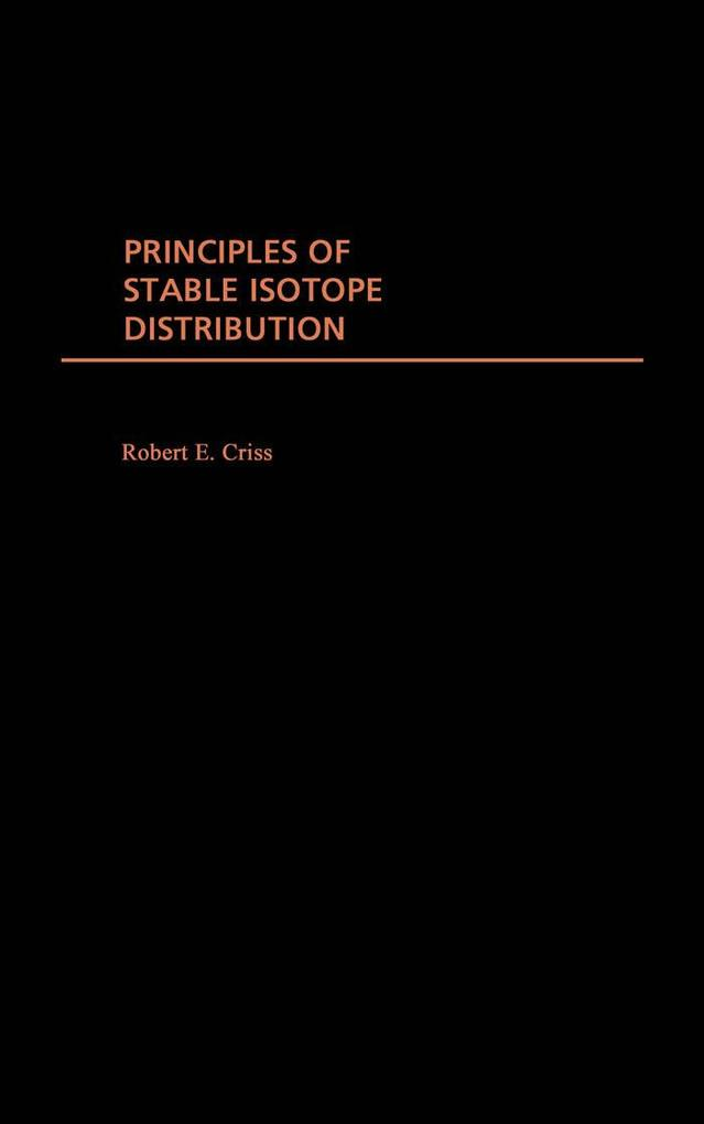 Principles of Stable Isotope Distribution.pdf