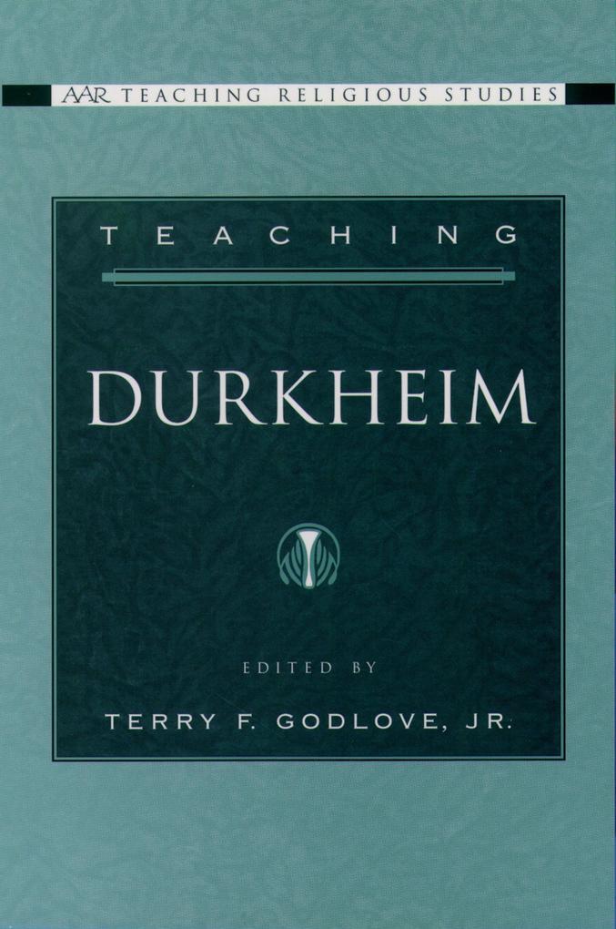 Teaching Durkheim.pdf