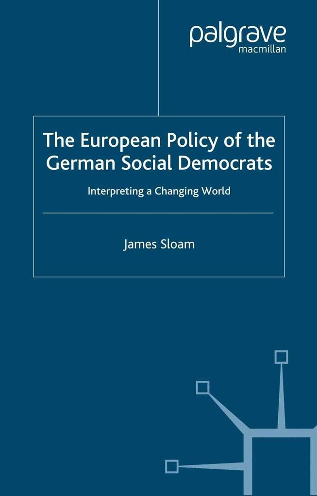 The European Policy of the German Social Democrats.pdf