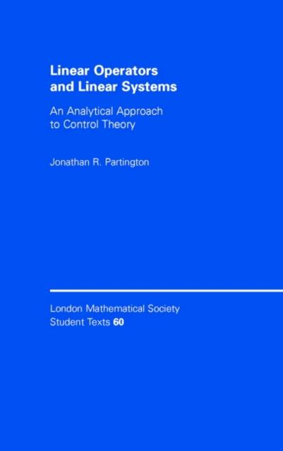 Linear Operators and Linear Systems.pdf