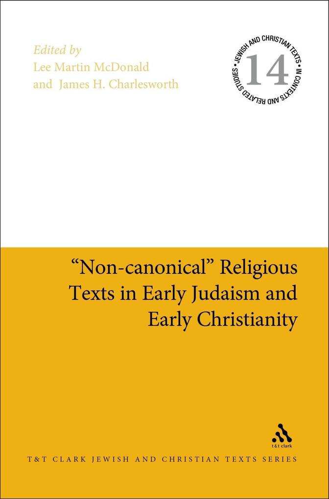 Non-canonical Religious Texts in Early Judaism and Early Christianity.pdf