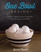 One Bowl Baking