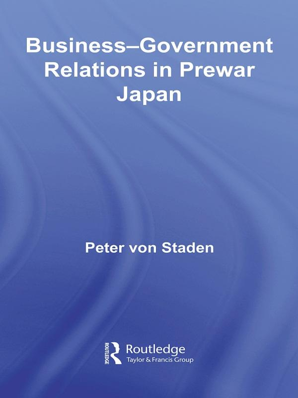 Business-Government Relations in Prewar Japan.pdf