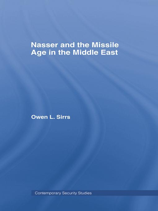 Nasser and the Missile Age in the Middle East.pdf