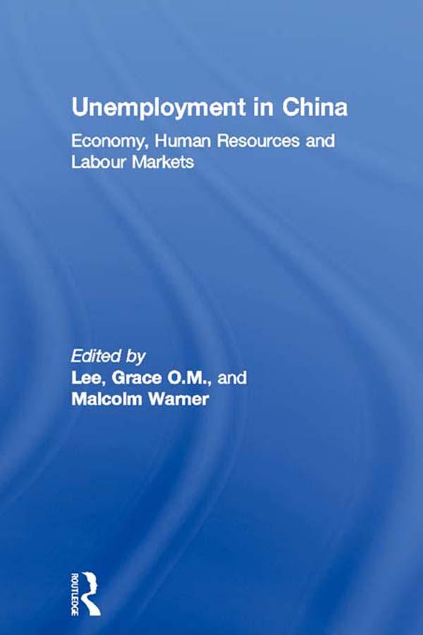 Unemployment in China.pdf