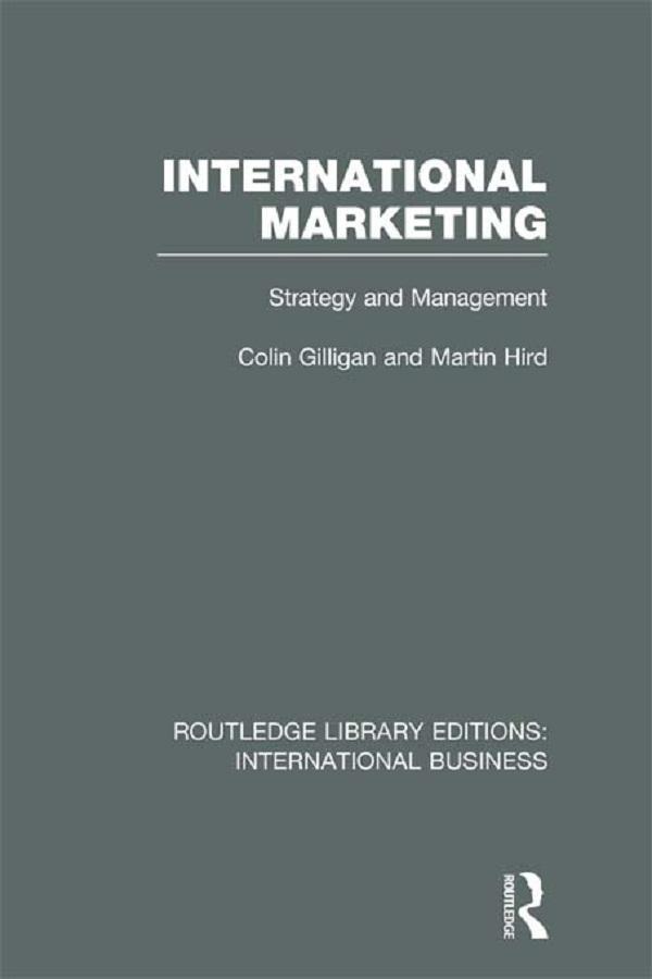 International Marketing (RLE International Business).pdf